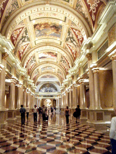 Las Vegas Venetian - BrilliantJeni Review on SpoiledTraveler.com