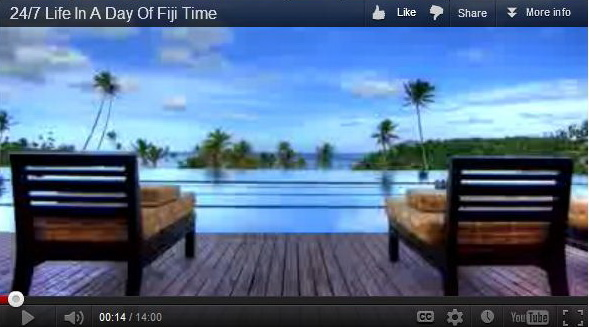 24/7 Life in a Day of Fiji Time