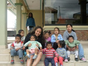 Spoiled Travelers Contributing to a New Orphanage in Ecuador