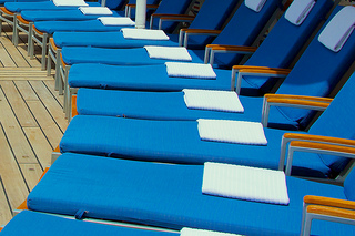 Cruise Critics Rejoice Over New Chair Hog Policy