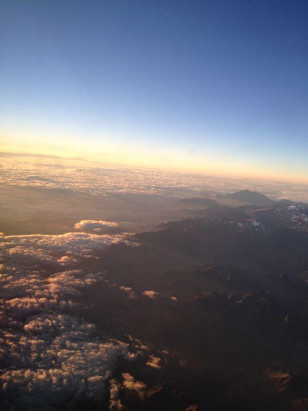 I'm coming home…to Bolivia!