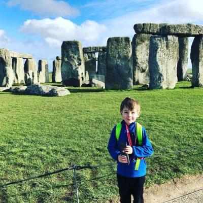 London trip - 2020 Stonehenge visit